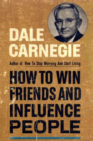 how to win friends and influence people overall theme